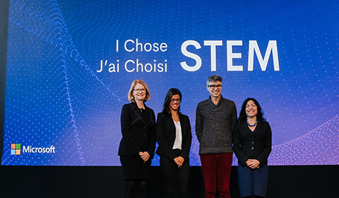 Image attached to I Chose STEM - Event Recap