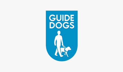 Guide Dogs UK logo