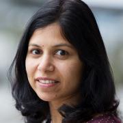 Portrait of Vani Mandava
