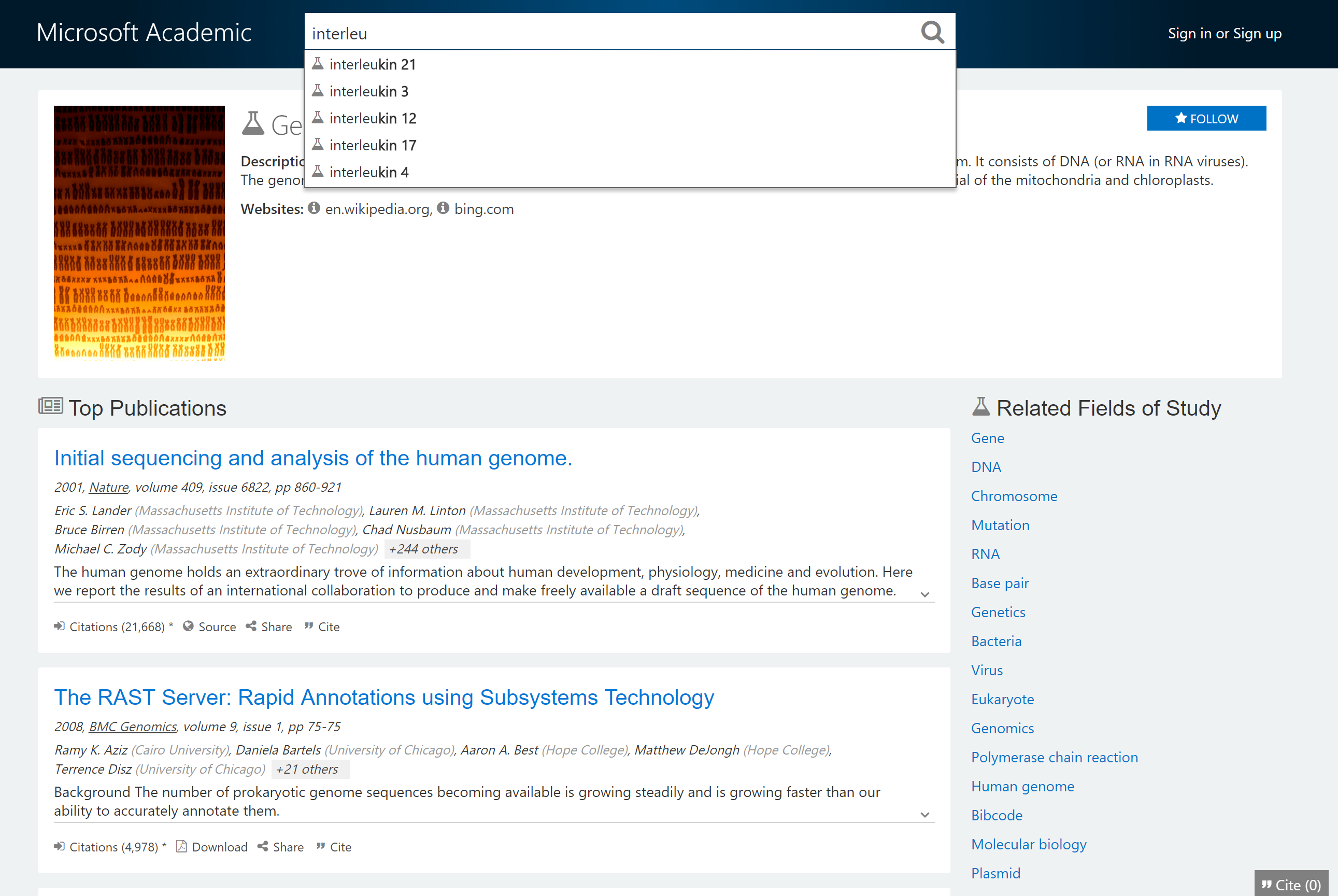 Microsoft Academic Increases Power Of Semantic Search By Adding More