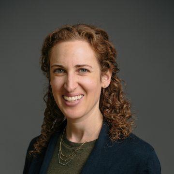 Portrait of Meredith  Ringel Morris