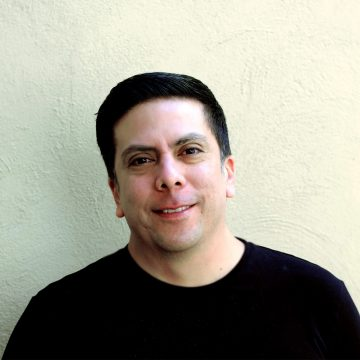 Portrait of Arturo Toledo