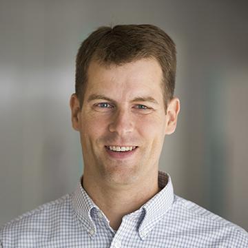 Portrait of Chris Peikert