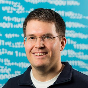 Portrait of Greg Zaverucha