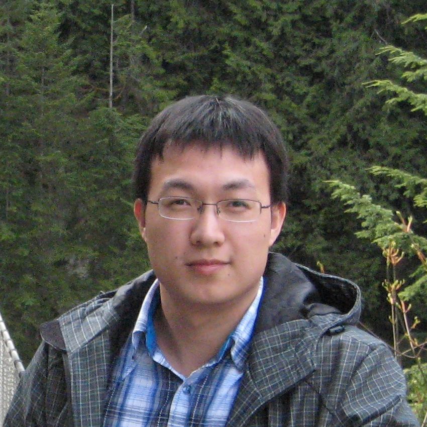 Portrait of Xihui (Eric) Lin