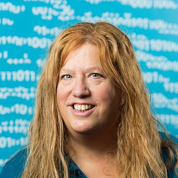 Portrait of Karen Easterbrook