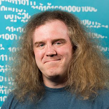 Portrait of Kevin Kane