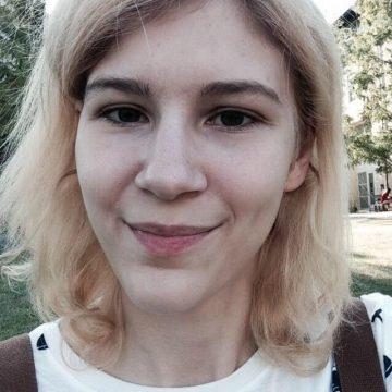 Portrait of Masha Krupenkin