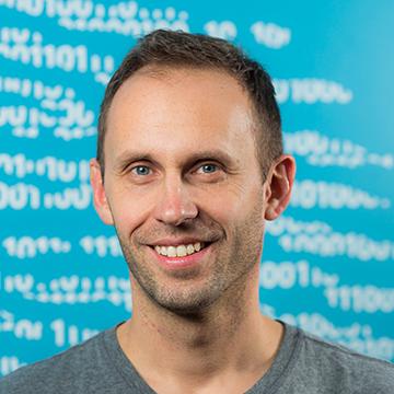 Portrait of Michael Naehrig
