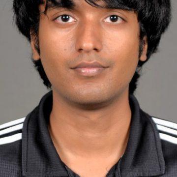 Portrait of Sandeep Subramanian