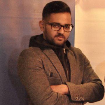Portrait of Athul Jacob