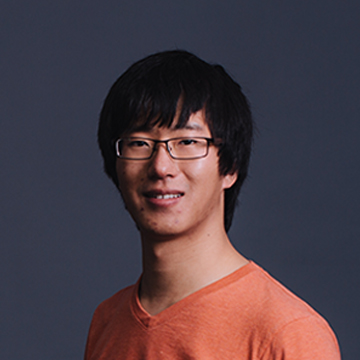 Portrait of Dan Zhang