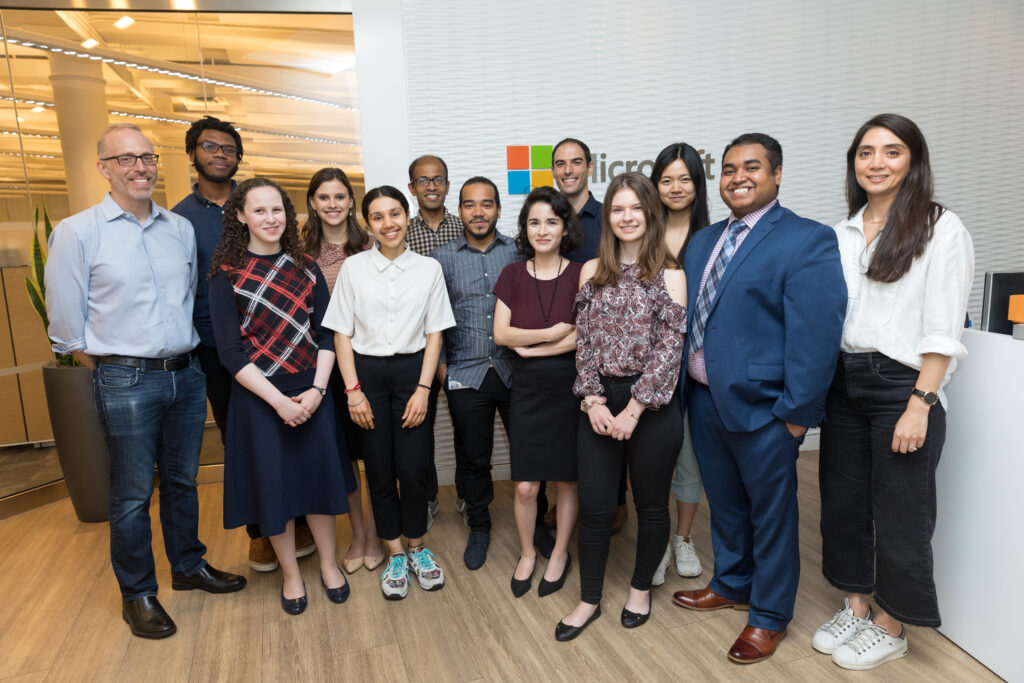 Microsoft Research Data Science Summer School - Microsoft