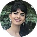 Portrait of Sahar Hashemgeloogerdi