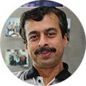 Portrait of Surajit Chaudhuri