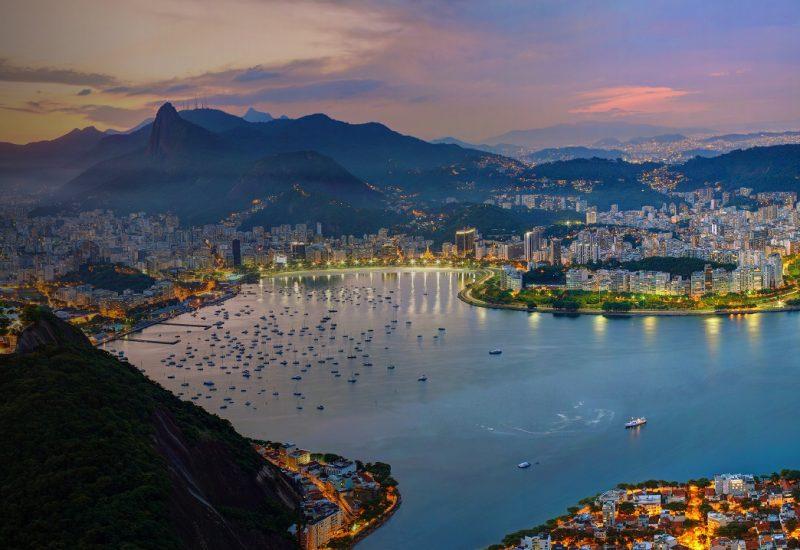 VLDB2018 in Rio de Janeiro