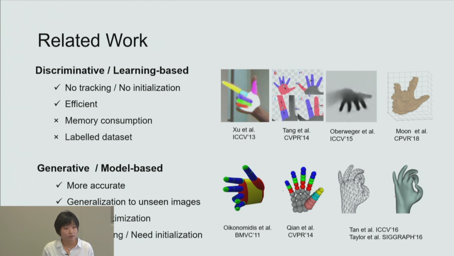 3D Hand Pose Estimation Using Convolutional Neural Networks