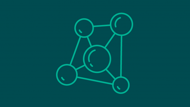 Systems and Networking Icon