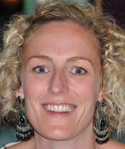 Portrait of Clare Morgan