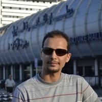 Portrait of Ibrahim  Ahmed