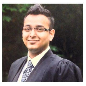 Portrait of Nadesh  Ramanathan