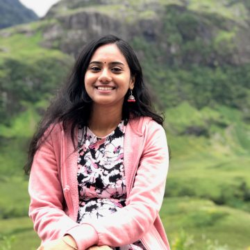 Portrait of Jayashree  Mohan