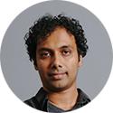 Portrait of Debadeepta Dey