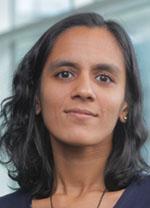 2020 PhD Fellow: Aditi Laddha