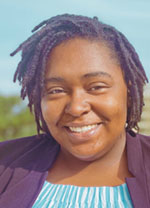 2020 PhD Fellow: Jazette Johnson
