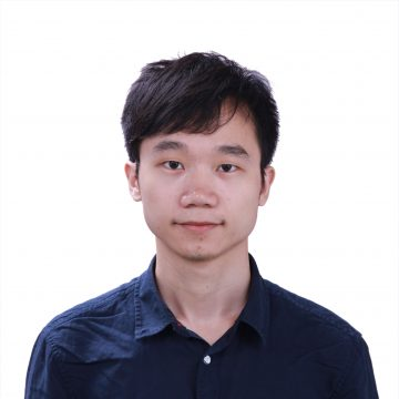 Portrait of Jianxun Lian