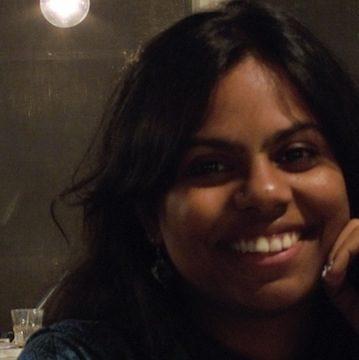Portrait of Anusha Iyer