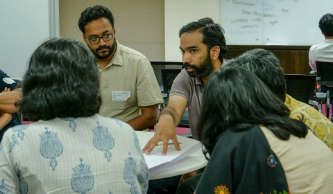 Image associated with Workshop yields concrete AI solutions for advancing societal good
