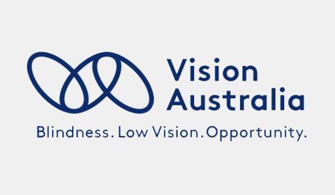 Visual Australia logo