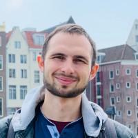 Portrait of Alexander Novikov