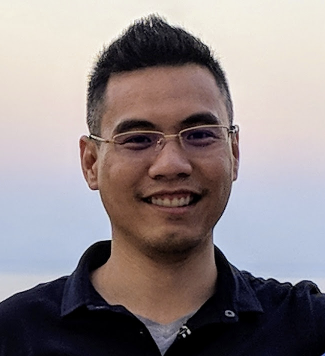 Portrait of Kenneth Tran