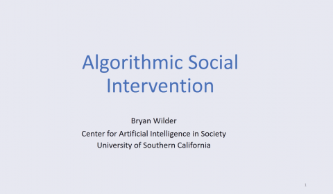 Image attached to Algorithmic Social Intervention