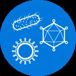 Icon: infectious diseases