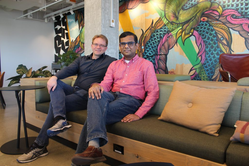 Principal Researcher Nikolaj Bjørner from Microsoft Research and Karthick Jayaraman on the Microsoft Azure team