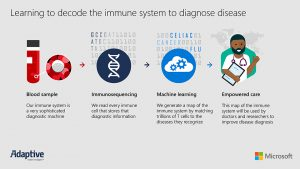 Learning to decod the immune system