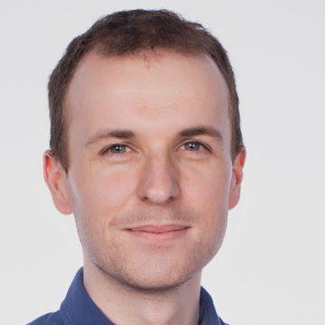 Portrait of James Bornholt