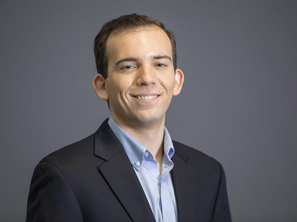 Blake Elias, AI Resident