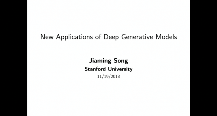 Deep Generative Models for Imitation Learning and Fairness