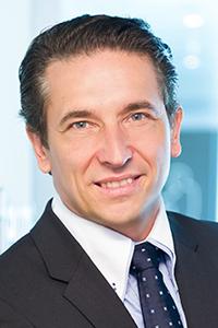 Stefano Mallè, Microsoft Switzerland, Switzerland