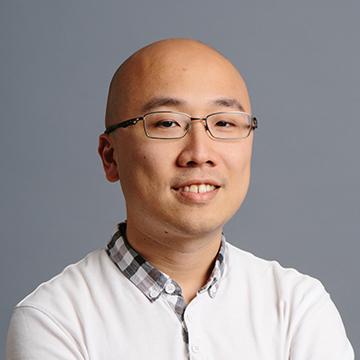 Portrait of Yin Tat Lee