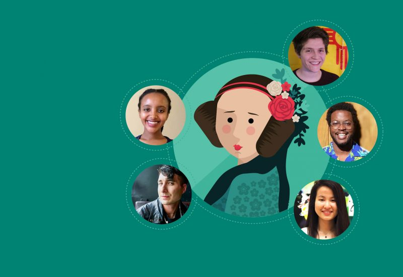 The first-ever Microsoft Research Ada Lovelace fellows announced