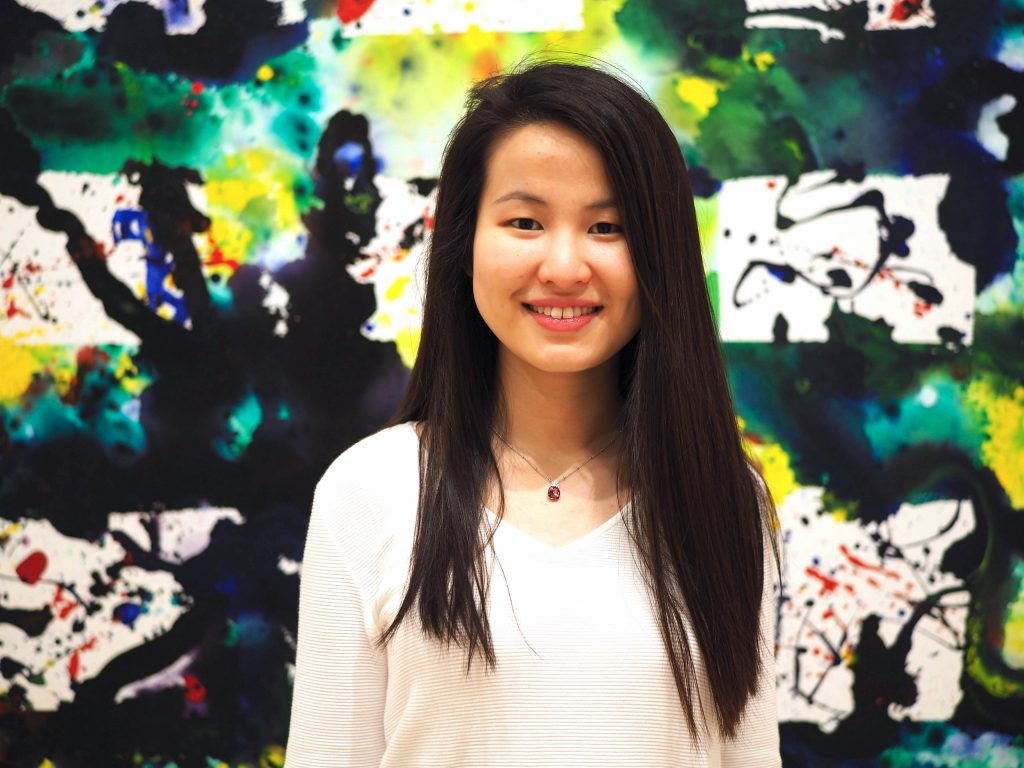 Lydia T. Liu., winner of the 2019 ada lovelace fellowship