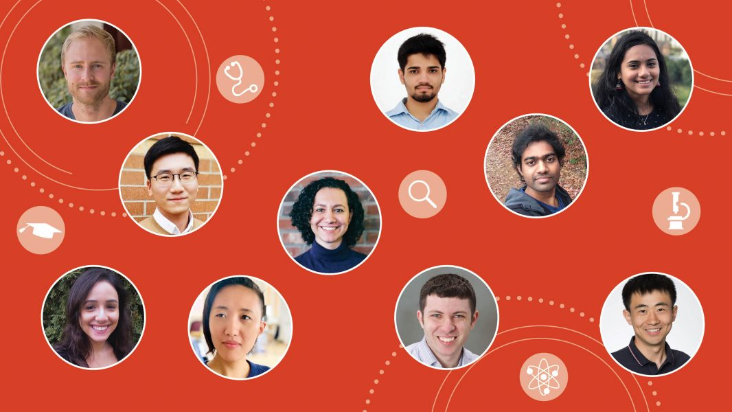 2019 Microsoft Research PhD Fellowship winners announced