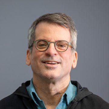 Portrait of Mike Barnett