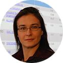 Portrait of Claudia Perlich