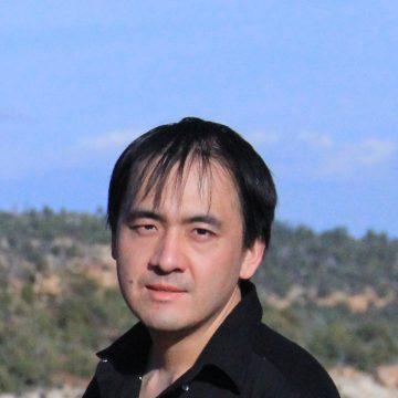 Portrait of David Zhang
